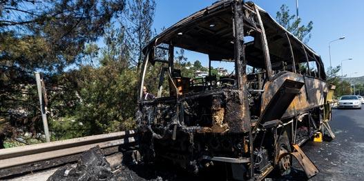 Vehicle fire suppression