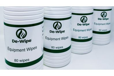 decontamination wipes